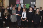 Mintlaw Academy pupils' Donation for Bunono School, Uganda