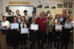 Celebration of Success for Mintlaw Academy's Young Photographers